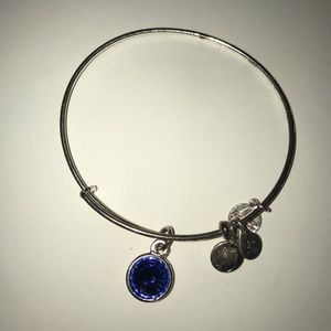 Alex & Ani Sapphire Bracelet